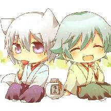 tomoe and mizuki