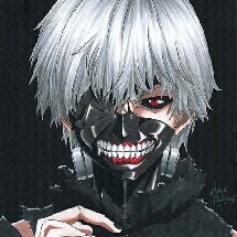 Kaneki (the prince of ghoul)😎👑💯㊙🉑🉐