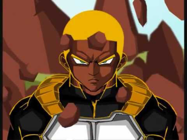 Alvin the  sayain