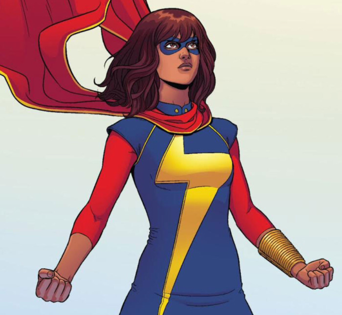 M⚡️. Marvel