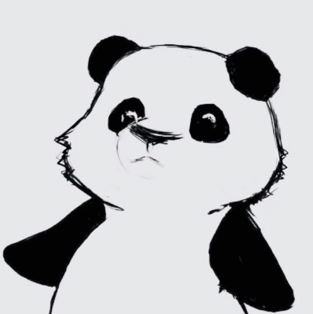 panda girl 🤪