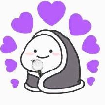 purple hearteu 💜