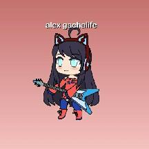 alex gacha life