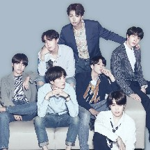 LOVE FOR BTS