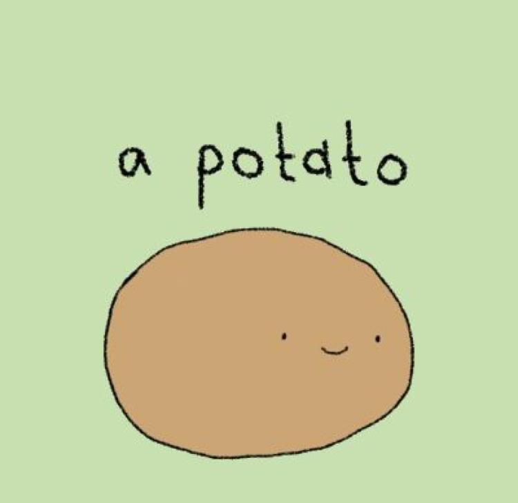 smol potato òwó