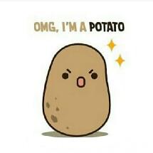 Smol Potato ;3