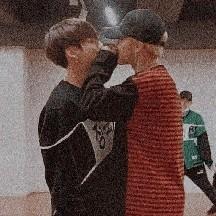 me and bias jungkook