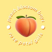 peachs and cream