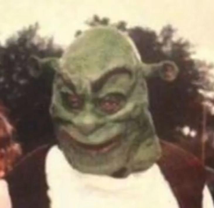Shrek the Lunatic