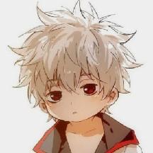 ...Little Gintoki...