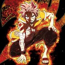 Natsu Dragon slayer