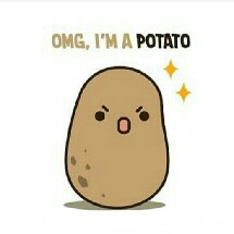 Smol Potato ;3