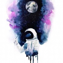 Space Is My Life 💕